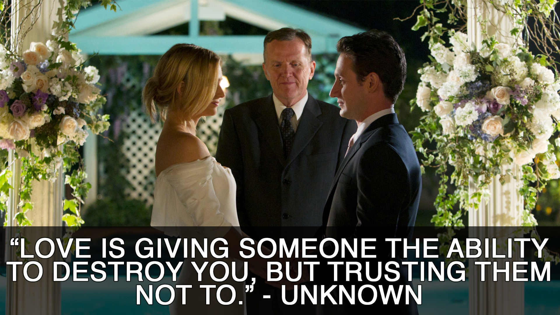 Love Is Giving Someone The Power To Destroy You Quote: 15 Profound Criminal Minds Quotes That Will Inspire You